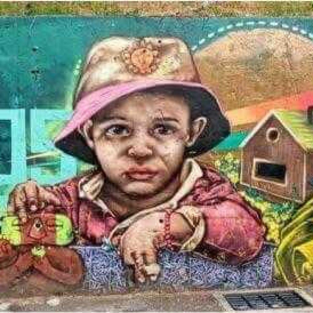 graffitour a la comuna 13 de medellin