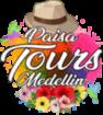 logo paisa tours Medellín